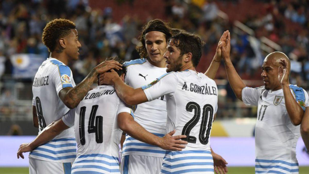 Uruguay se despide de la Copa América Centenario goleando a Jamaica