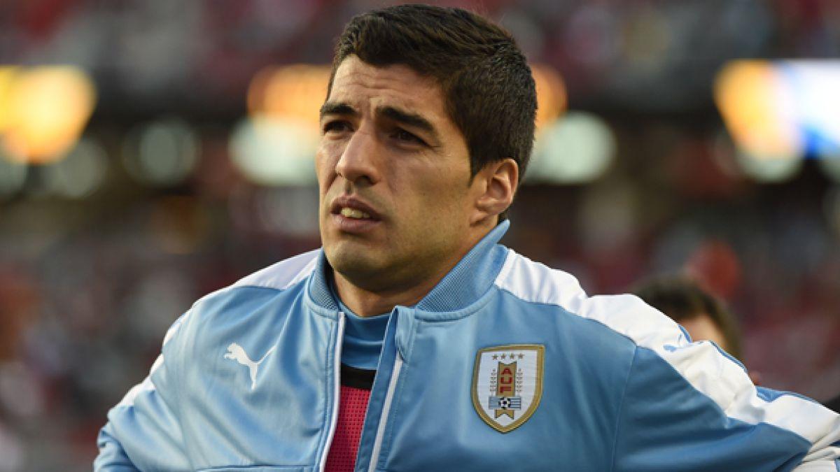 """Luis Suárez: """"No fue un buen campeonato para nosotros, pero lo dejamos todo en la cancha"""""""