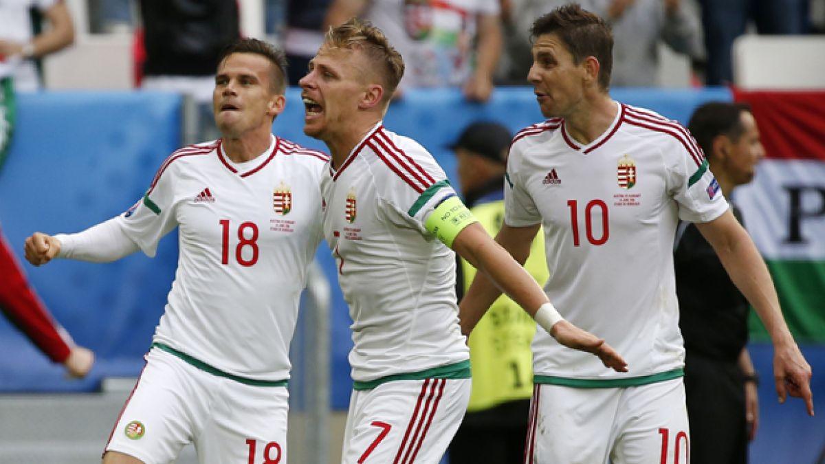 Hungría debuta con un triunfo sobre Austria en el Eurocopa 2016