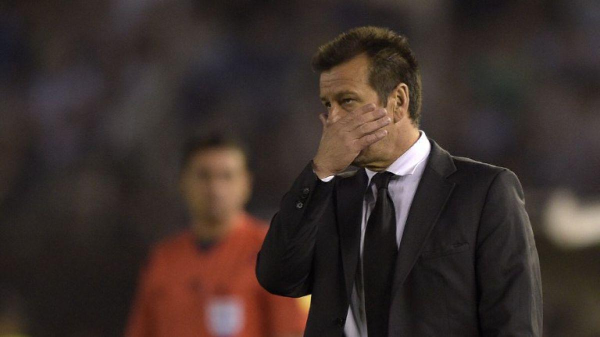 Dunga es destituido de la selección de Brasil tras eliminación en Copa Centenario
