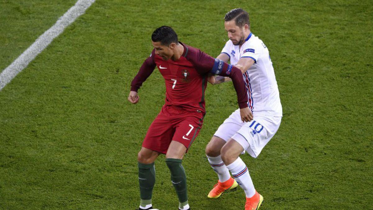 [GOL A GOL] Islandia sorprende y le empata a Portugal en la Euro 2016