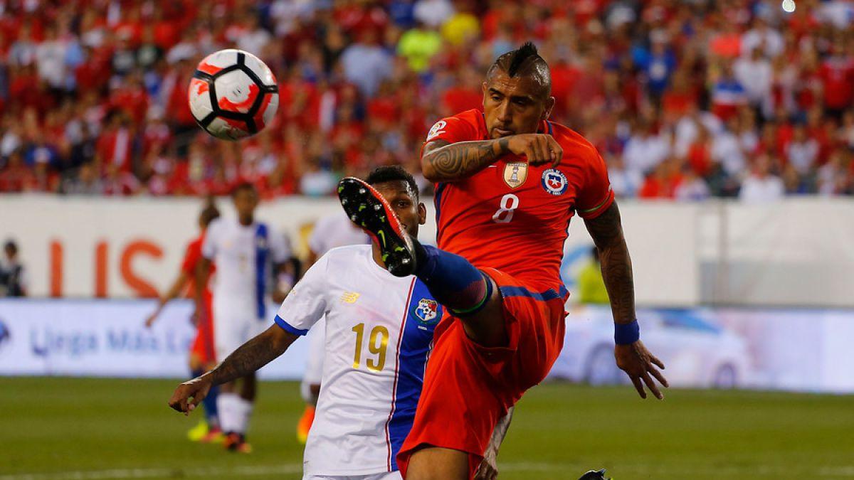 [Minuto a Minuto] La Roja se pone en ventaja ante Panamá por Copa Centenario
