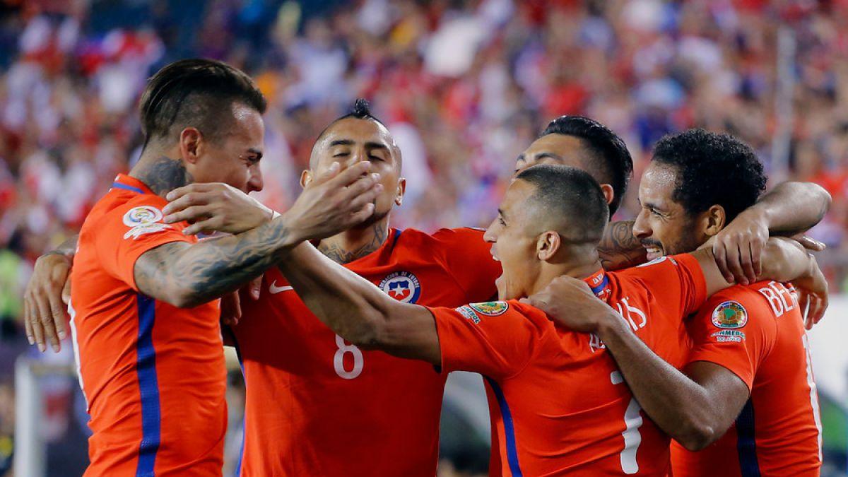 La Roja clasifica a cuartos derrotando con autoridad a Panamá