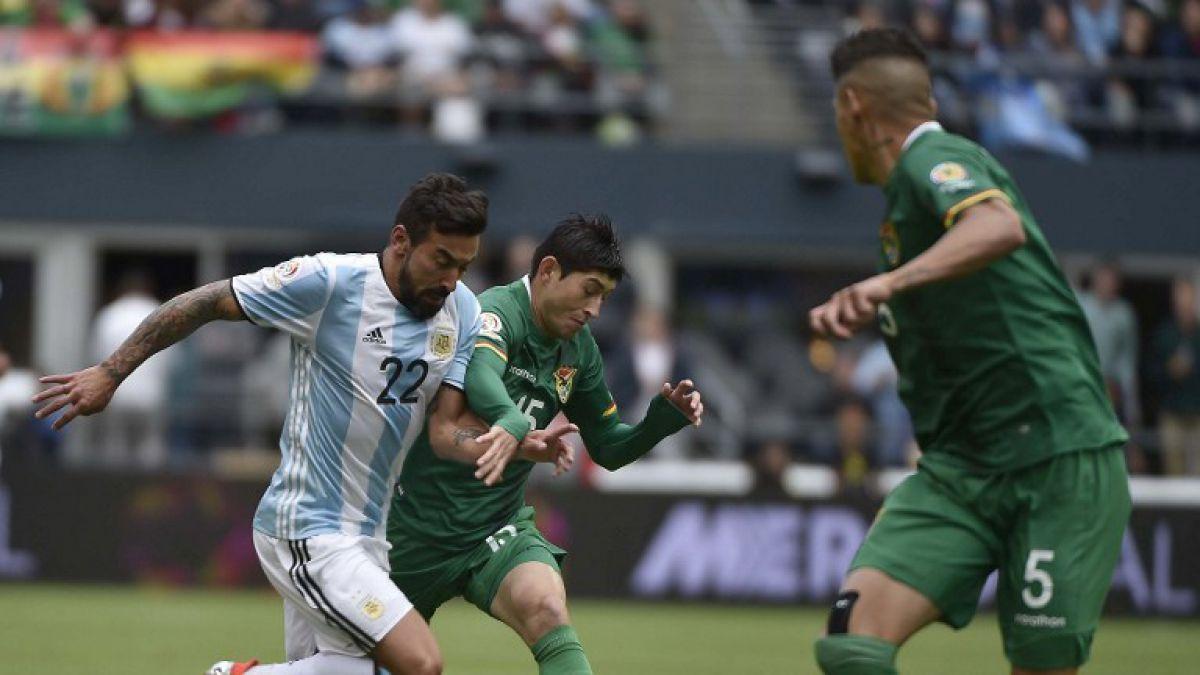 [Minuto a Minuto] Argentina vapulea a Bolivia en Copa Centenario
