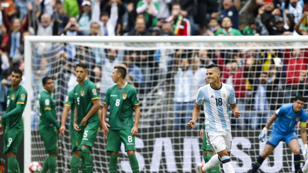 [VIDEO] Revive los goles del partido Argentina-Bolivia en la Copa América Centenario