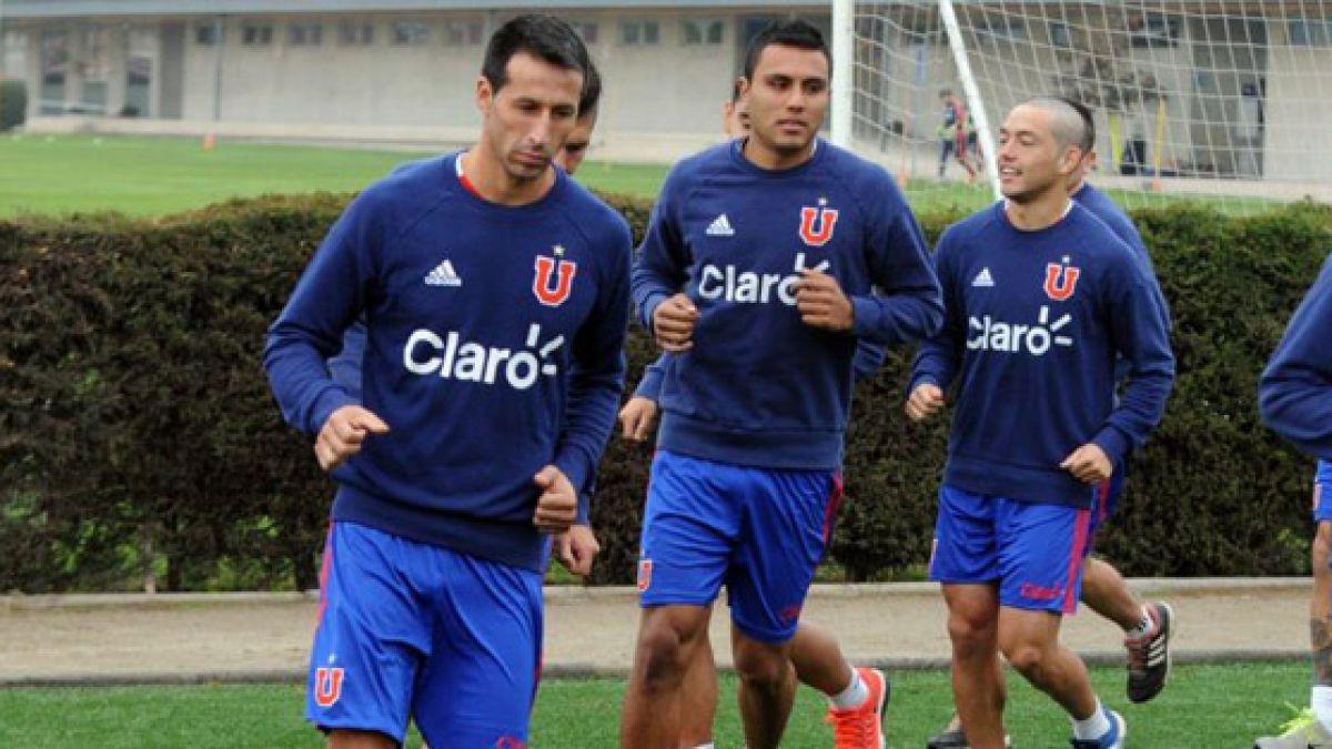 """Christian Vilches y su objetivo en la """"U"""": """"Poder llegar a lo más alto a nivel sudamericano"""""""