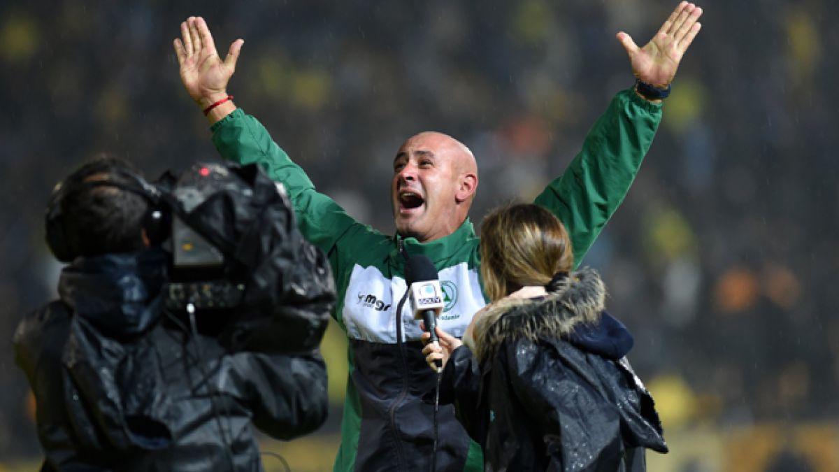 Entrenador campeón en Uruguay llega con su cuerpo técnico a Santiago Wanderers