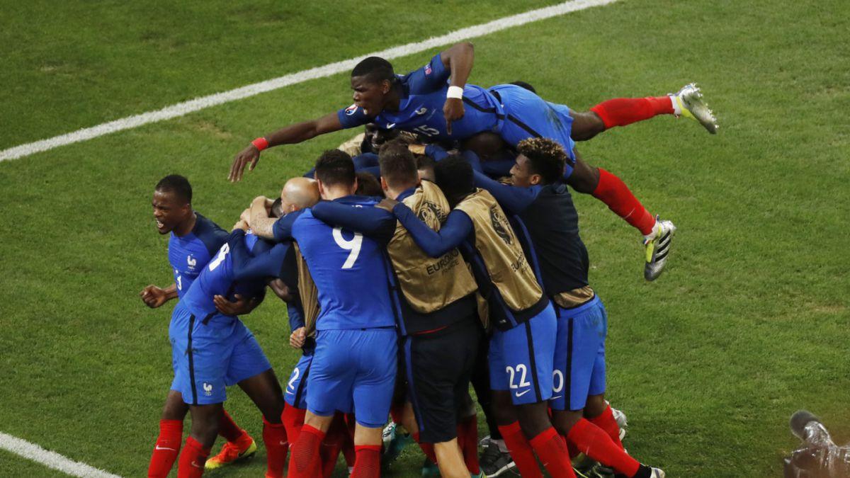Francia vence agónicamente a Albania y clasifica a octavos de la Euro 2016