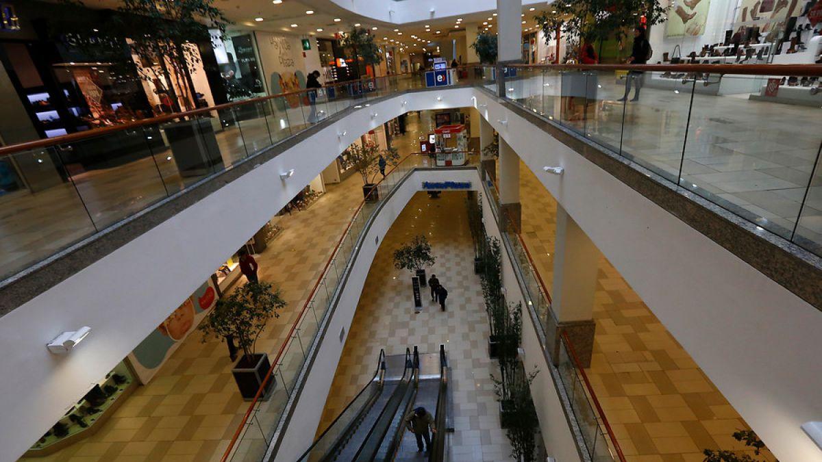 Estos son los malls que estarán cerrados por las primarias municipales