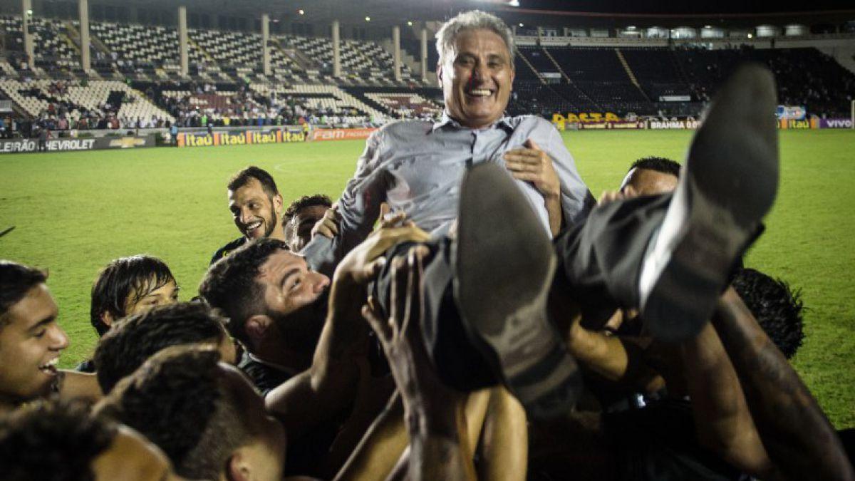 Presidente de Corinthians confirma llegada de Tite al banco de Brasil