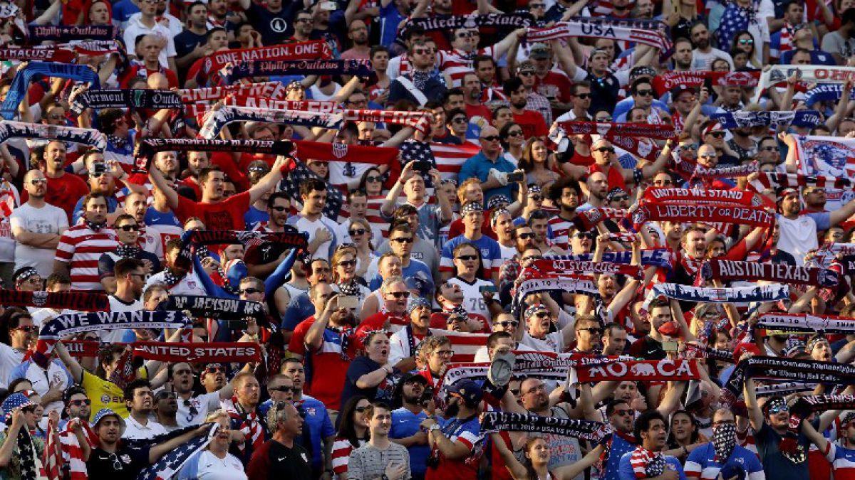Casi un millón de hinchas han presenciado en el estadio la Copa Centenario