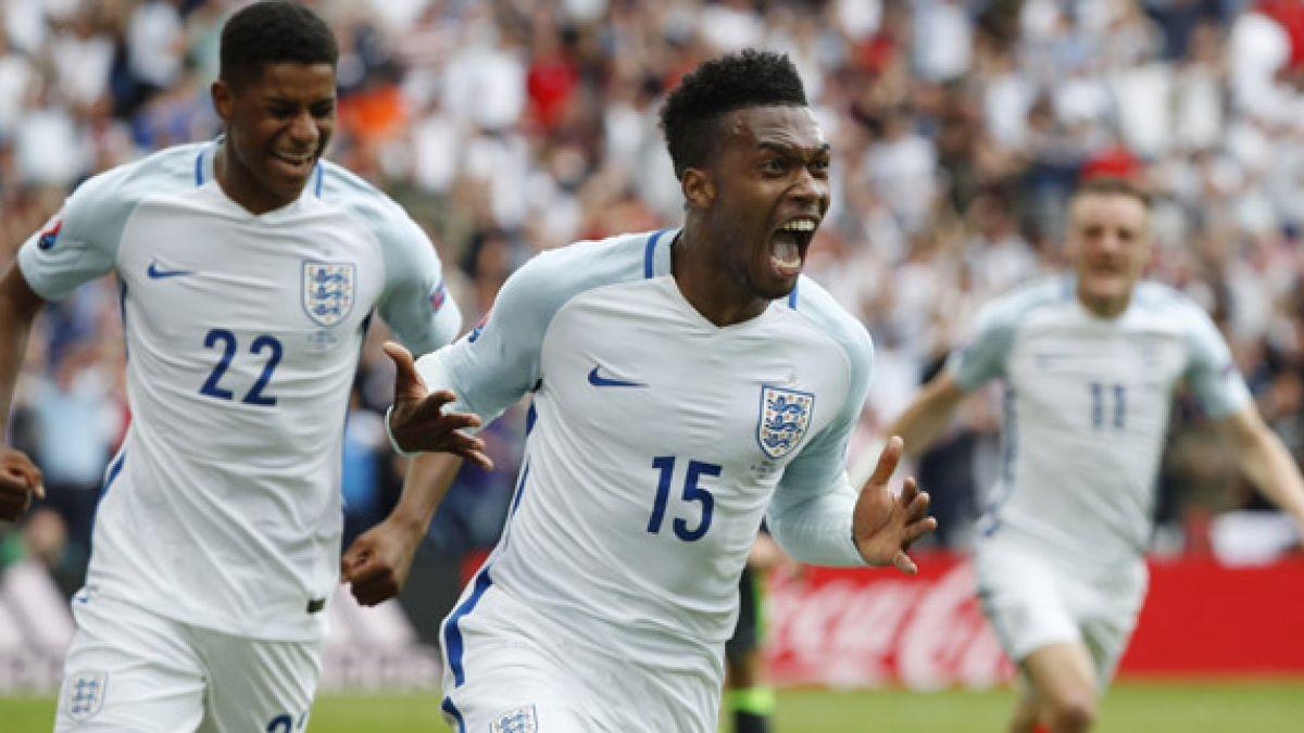 Con gol en los descuentos Inglaterra vence a Gales en el clásico británico por la Euro 2016
