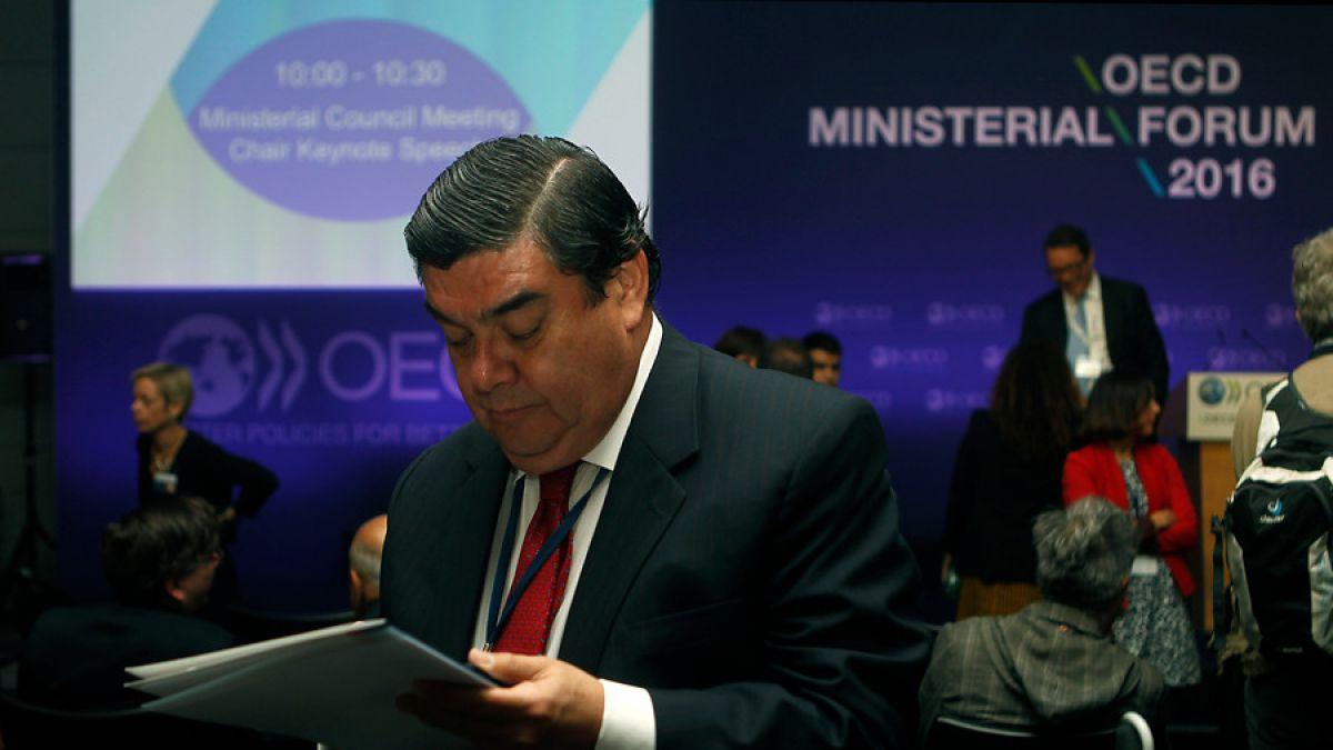 CPC se reunirá con el ministro Fernández y abordarán reforma laboral