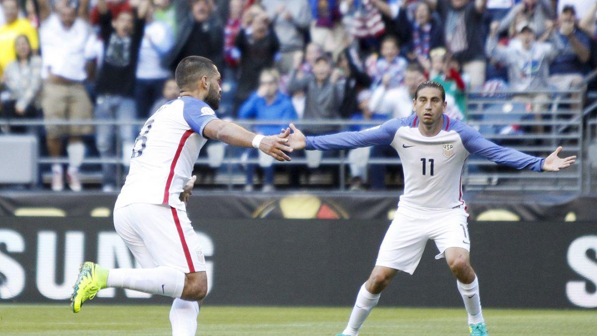 [VIDEO] Revive los goles del partido Estados Unidos-Ecuador en la Copa América Centenario