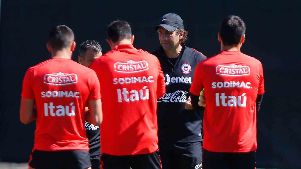 Esta es la formación que arma el DT Pizzi para el desafío ante México en Copa Centenario