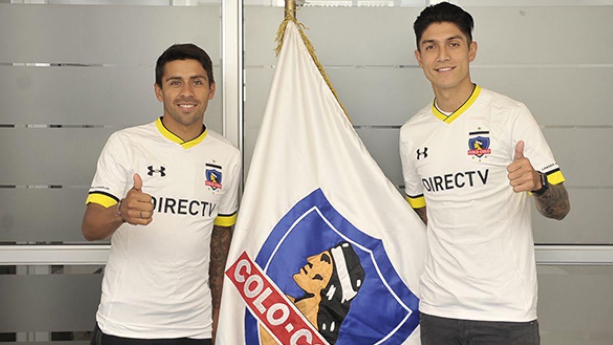 Ya es oficial: Colo Colo confirma a dos ex U. de Chile como refuerzos