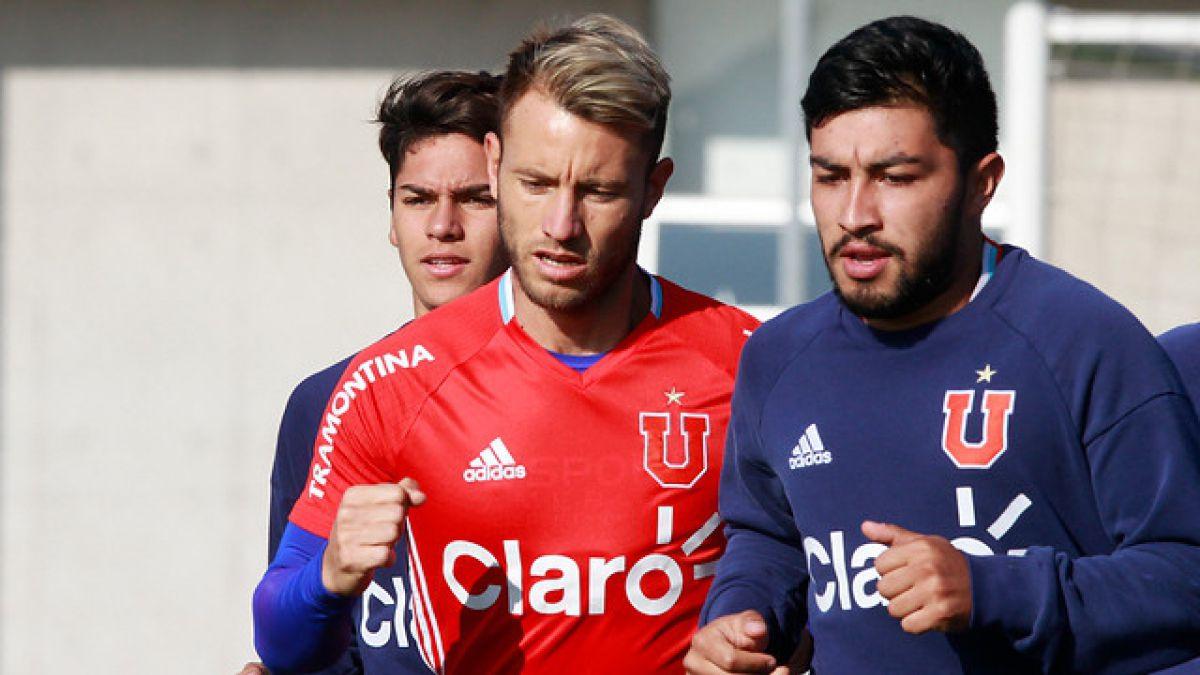 """Gastón Fernández y su arribo a la U: """"Llego al equipo más grande del fútbol chileno"""""""