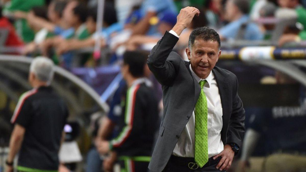 DT de México alaba a Arturo Vidal y resalta legado de Marcelo Bielsa en Chile