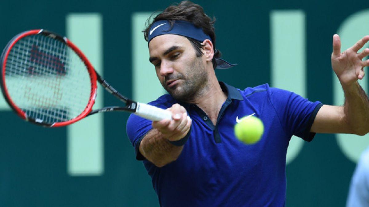 Federer cae en semifinales de Halle ante el joven talento alemán Zverev