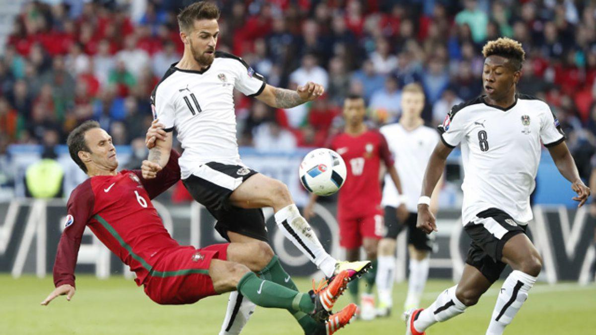 [GOL A GOL] Portugal y Austria se enfrentan por el Grupo F de la Euro