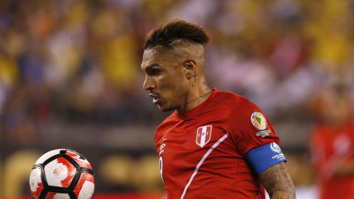 """La declaración de Paolo Guerrero tras eliminación de Perú: """"No sabía que habían penales"""""""