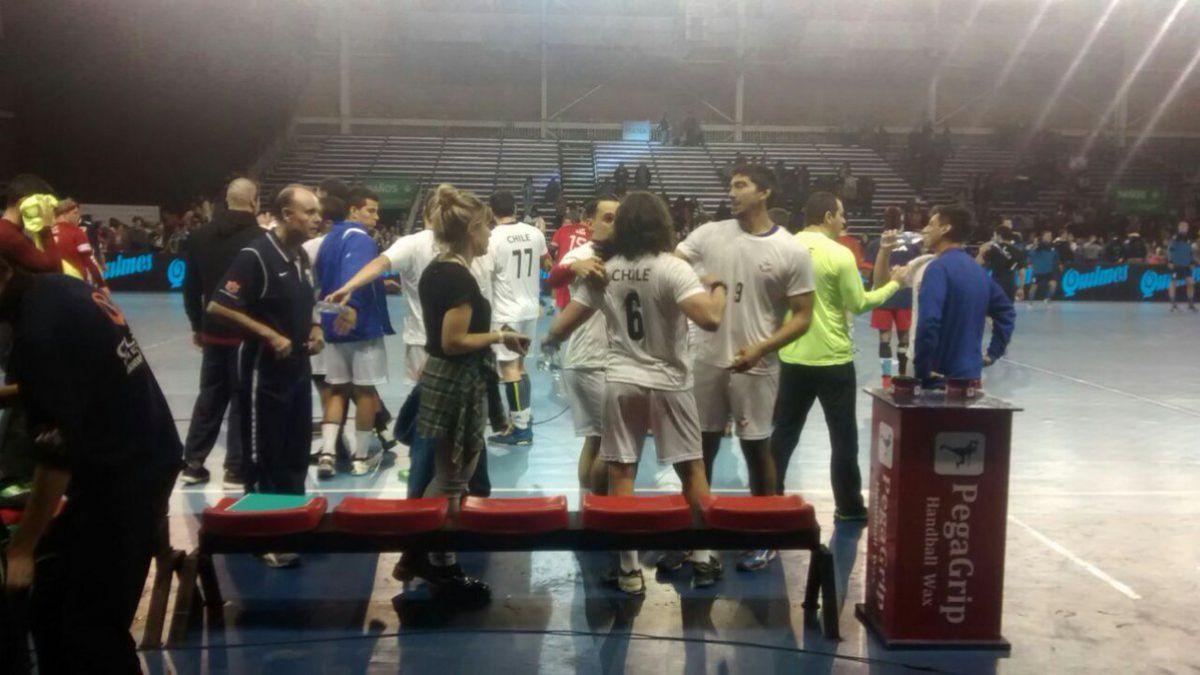 Selección Chilena de balonmano clasifica a final de Panamericano y logra pasajes al Mundial