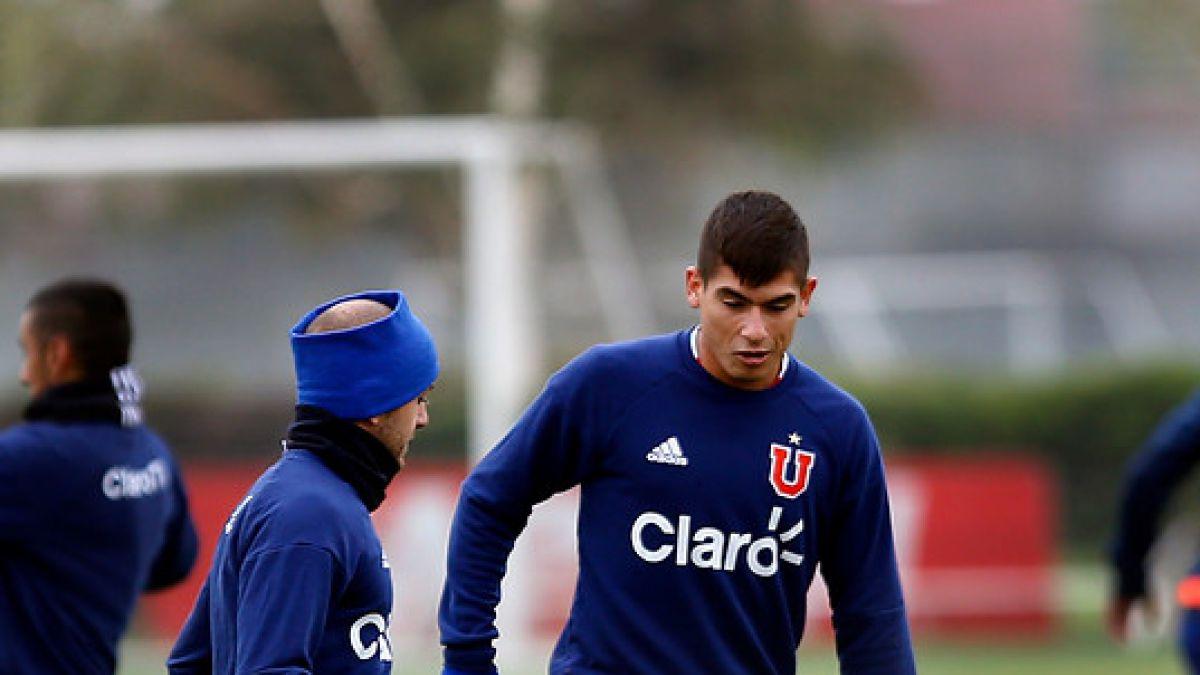 Club brasileño desiste en la contratación del delantero chileno Francisco Castro