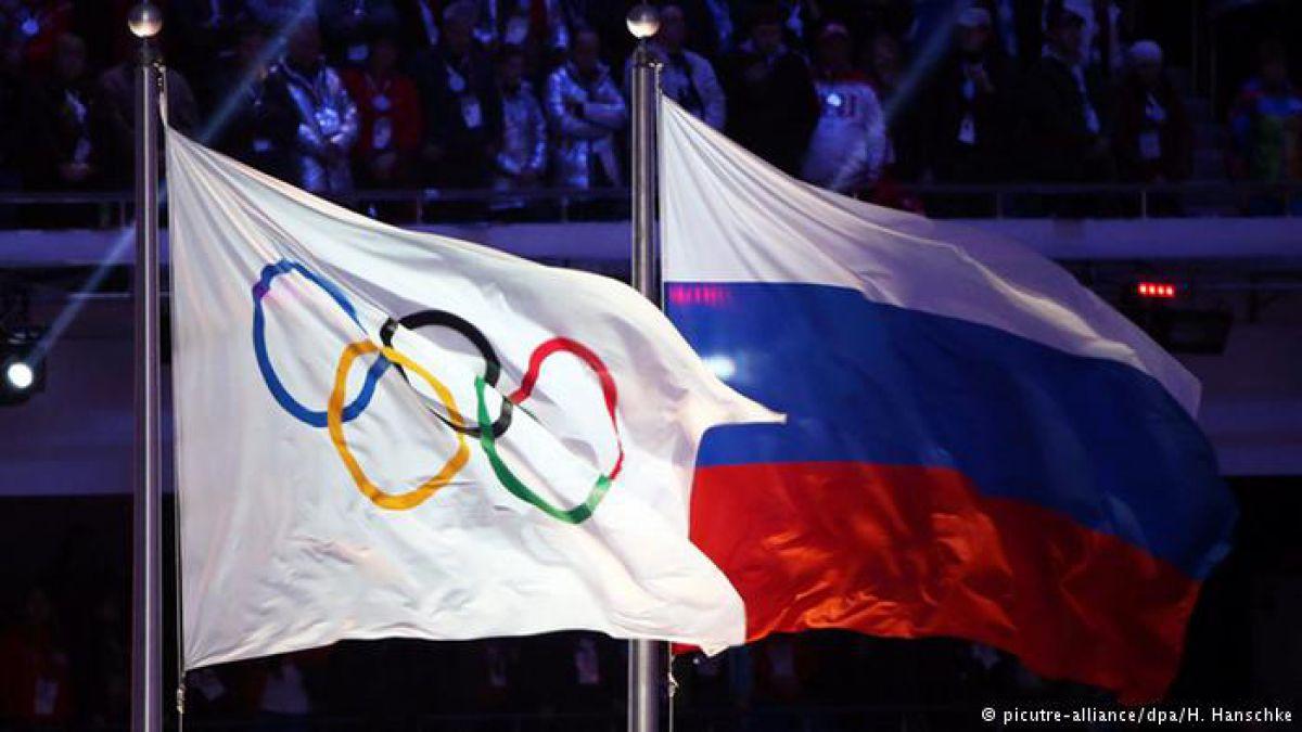 COI respalda suspensión de Rusia de los Juegos Olímpicos de Río