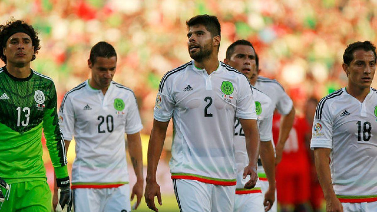 El lamento de volante mexicano tras eliminación: No nos merecíamos irnos así