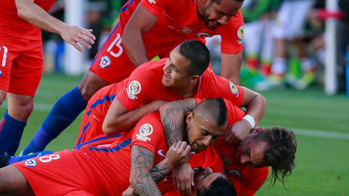 """Arturo Vidal tras la victoria de """"La Roja"""": """"Hicimos un partido perfecto"""""""