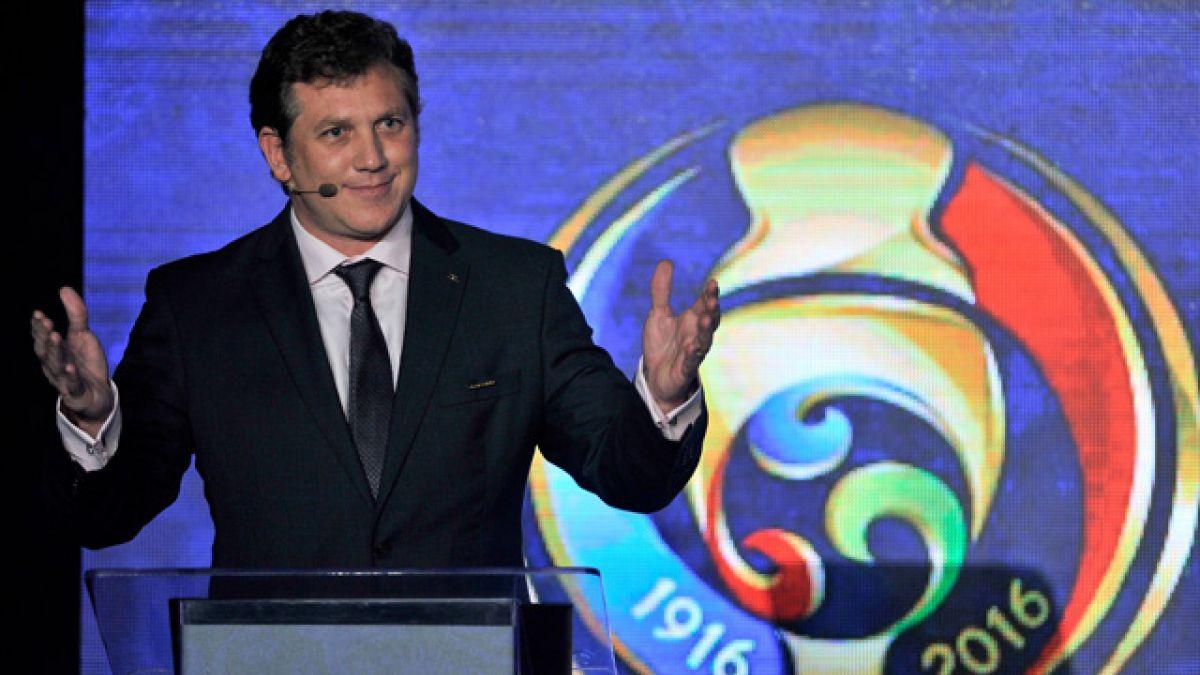 """Presidente de Conmebol: """"Hemos demostrado por qué el mejor fútbol del mundo vive en Sudamérica"""""""