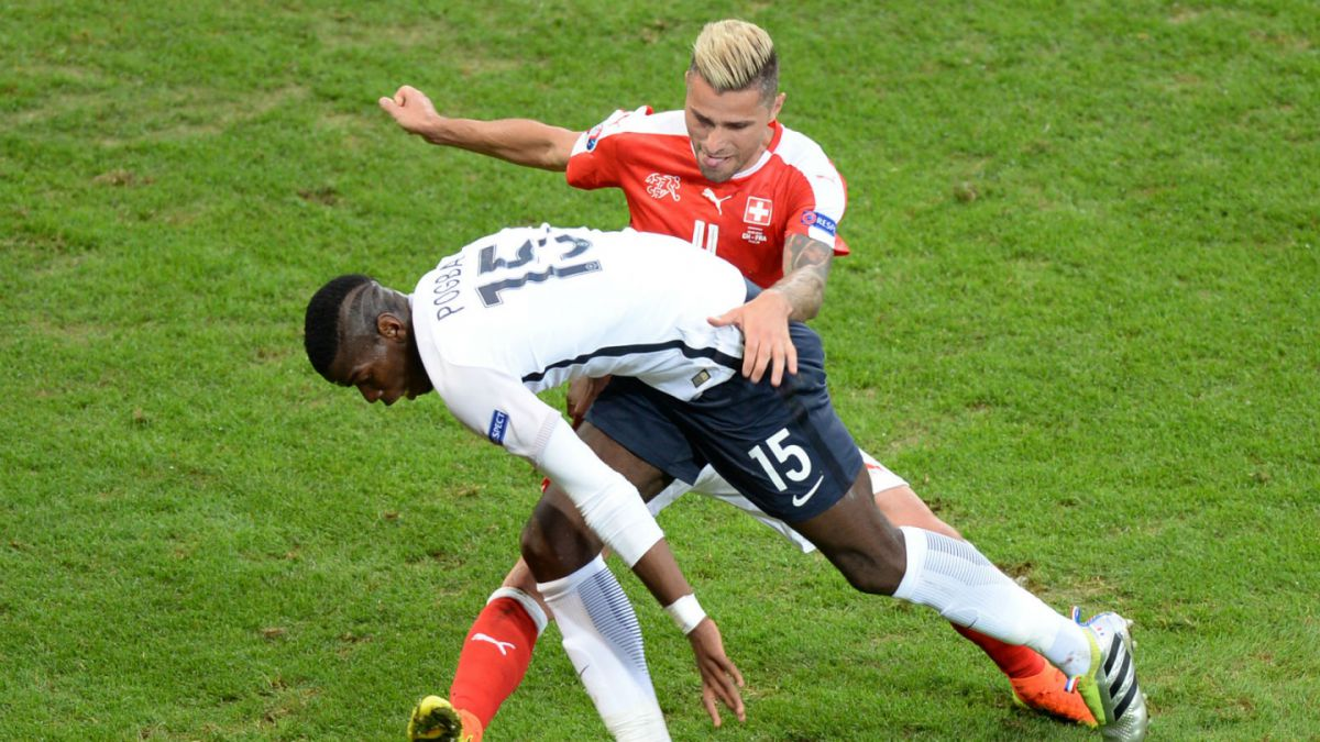 Francia y Suiza igualan y avanzan a los octavos de final de la Euro 2016