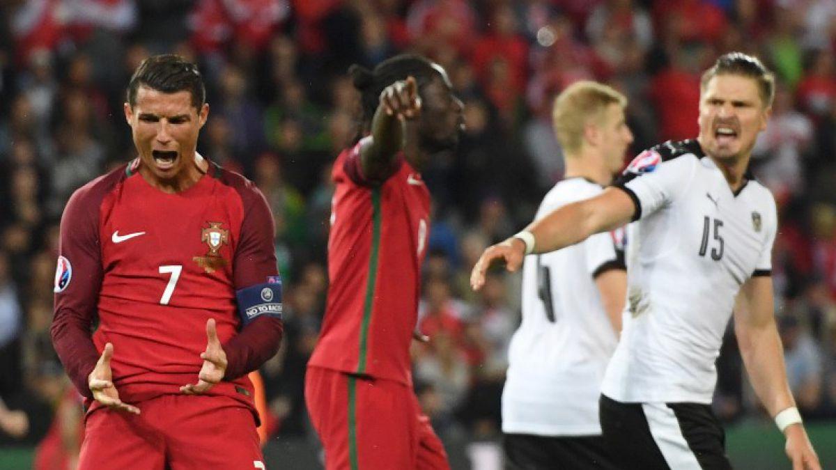 """La teoría del ketchup de Cristiano Ronaldo ante su """"sequía"""" en la Eurocopa"""