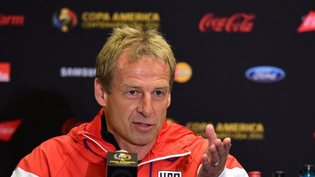 Klinsmann confía en su defensa agresiva para controlar a Messi