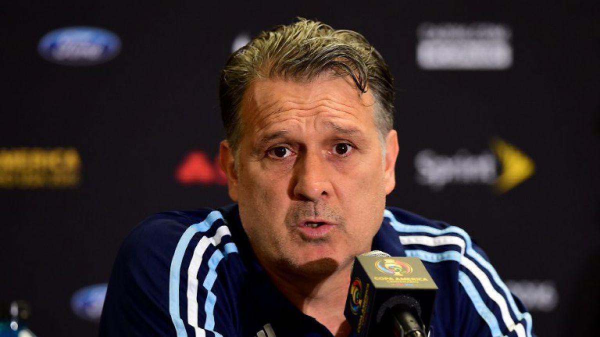 Gerardo Martino: Chile para mí es una de las mejores selecciones del mundo