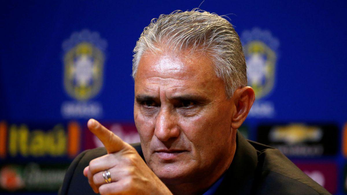 Nuevo DT de Brasil asegura que clasificación a Mundial Rusia 2018 está en riesgo