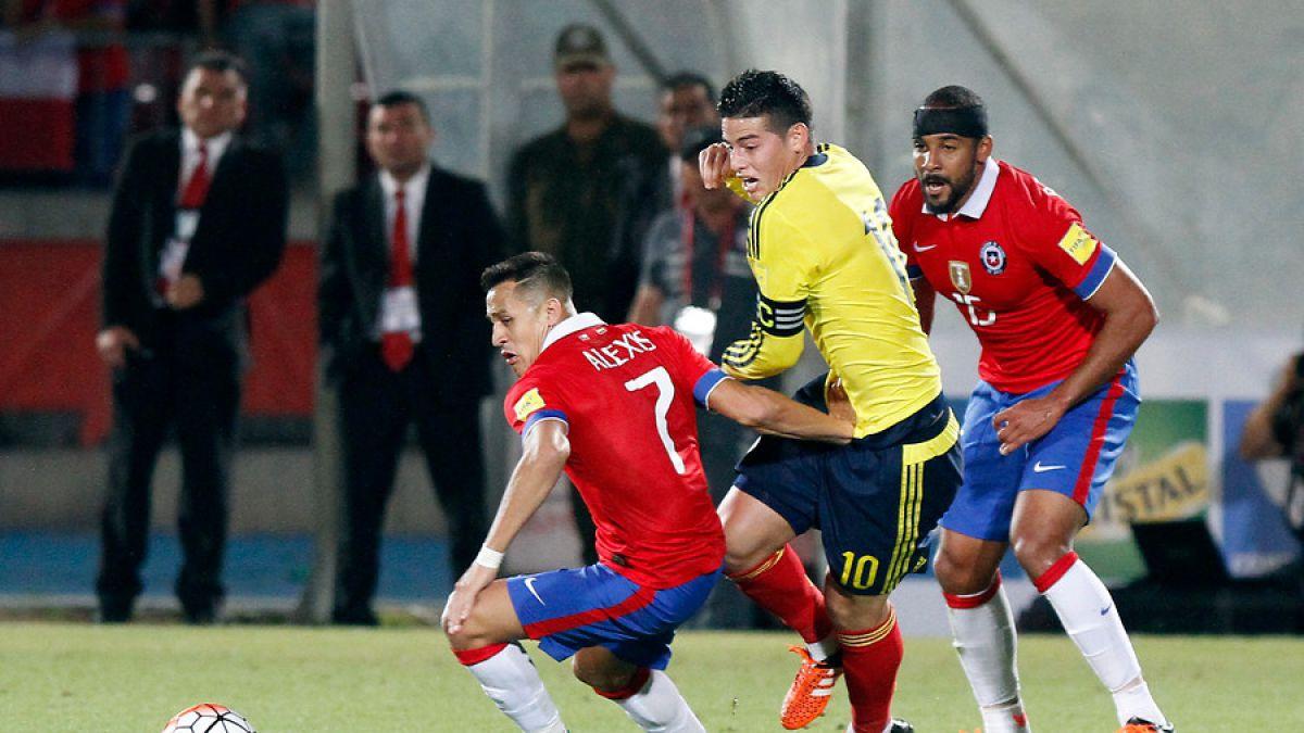 La extensa mala racha ante Colombia que La Roja quiere romper en semis de Copa América