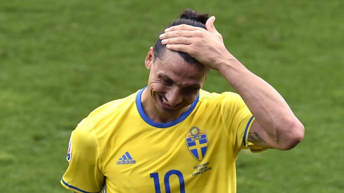 Fin a una leyenda: Zlatan Ibrahimovic anuncia retiro internacional tras Eurocopa