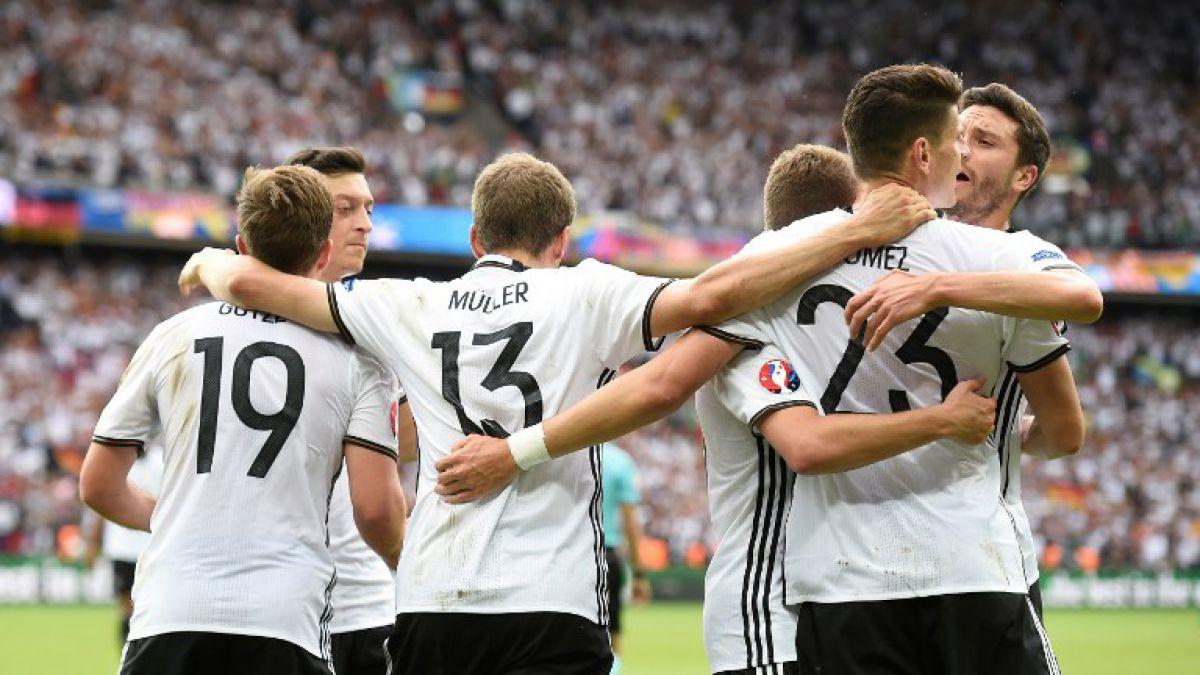 Alemania superó con lo justo a Irlanda del Norte y avanzó en la Euro 2016