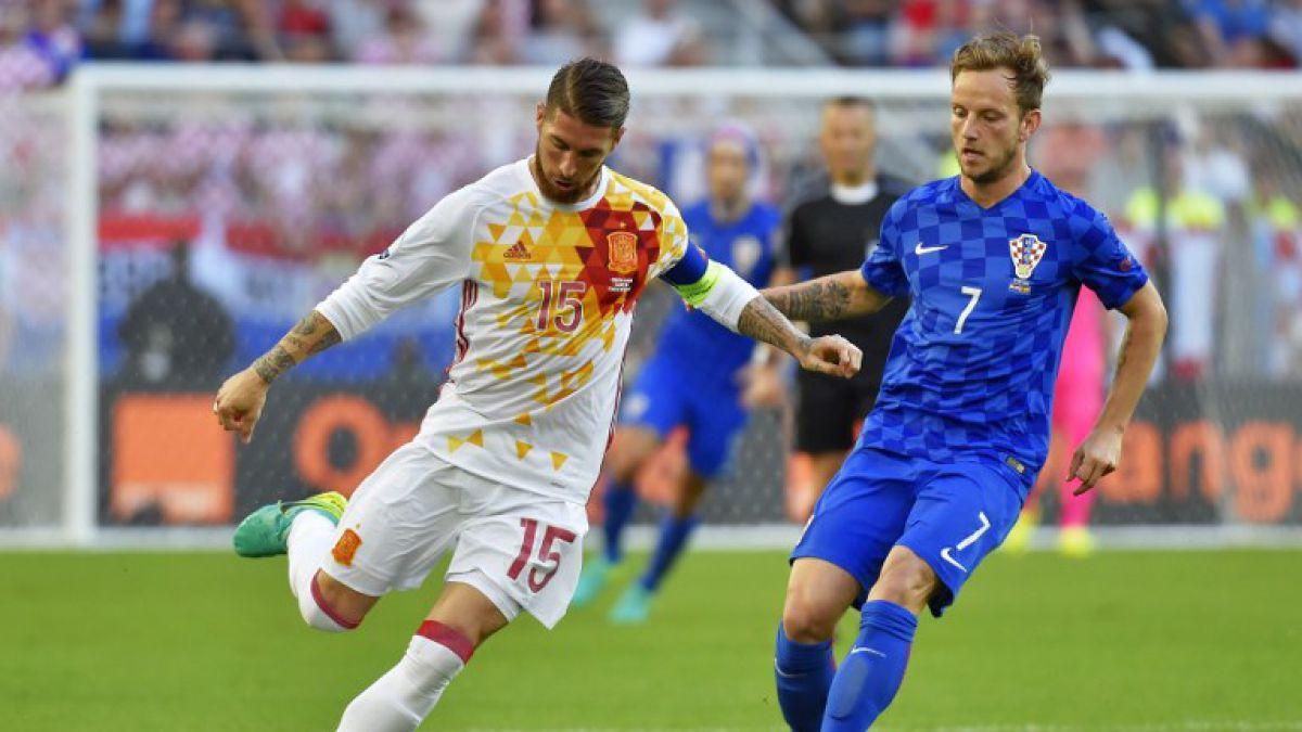 [Gol a Gol] Sigue la definición del Grupo D de Euro 2016: Croacia vence a España
