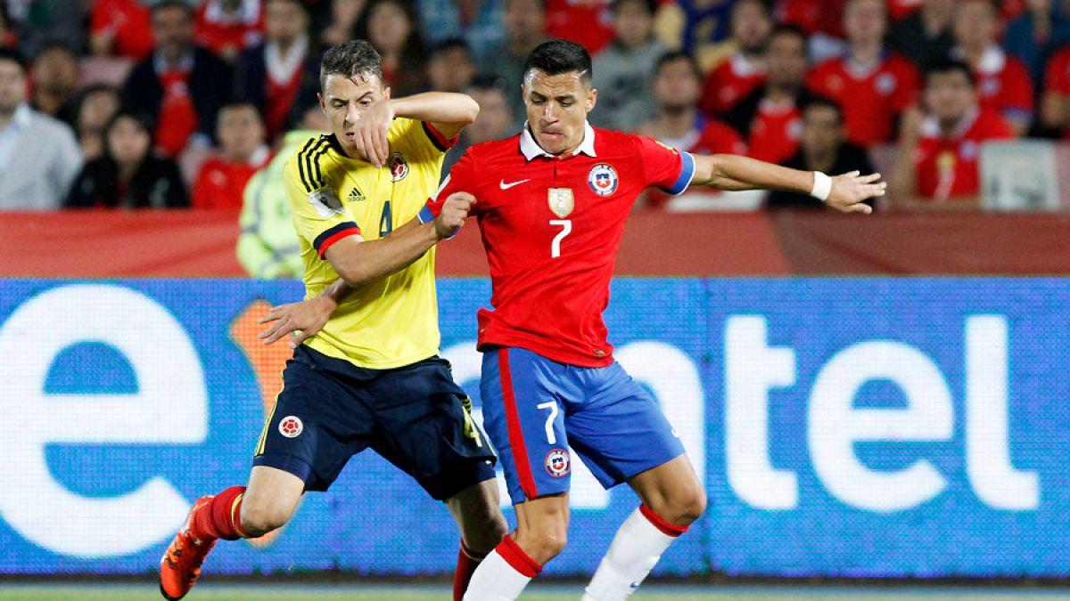 La Roja enfrenta a Colombia buscando clasificar a la gran final de Copa Centenario