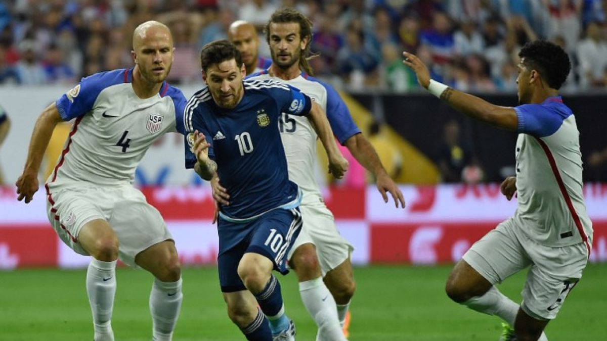 [Minuto a Minuto] Argentina está goleando y logrando inscribir su nombre en la final