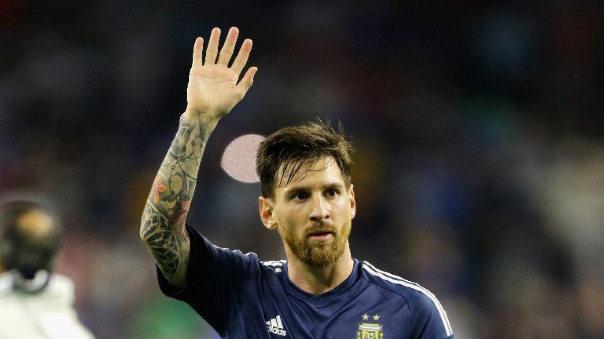 """Messi y objetivo del título en Copa Centenario: """"Ojalá se dé de una buena vez"""""""