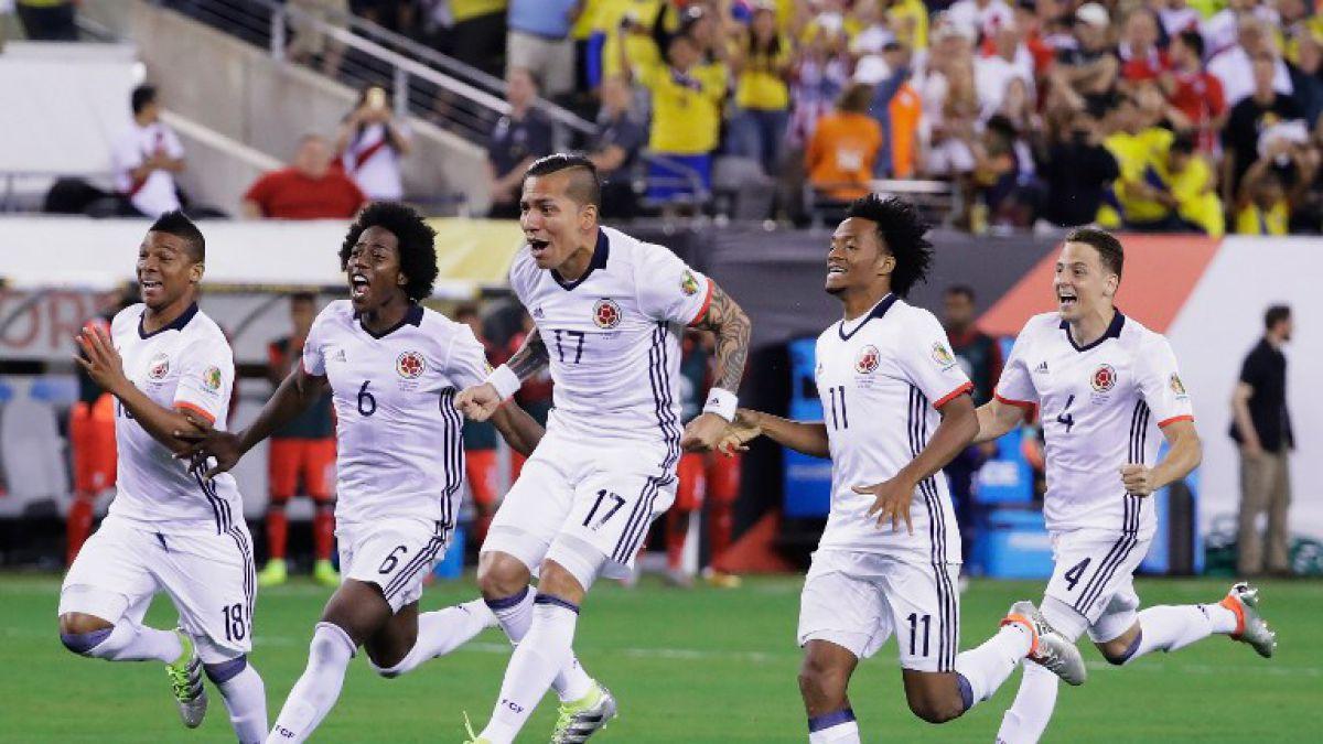 La formación que prepara Colombia para enfrentar a Chile en semifinales