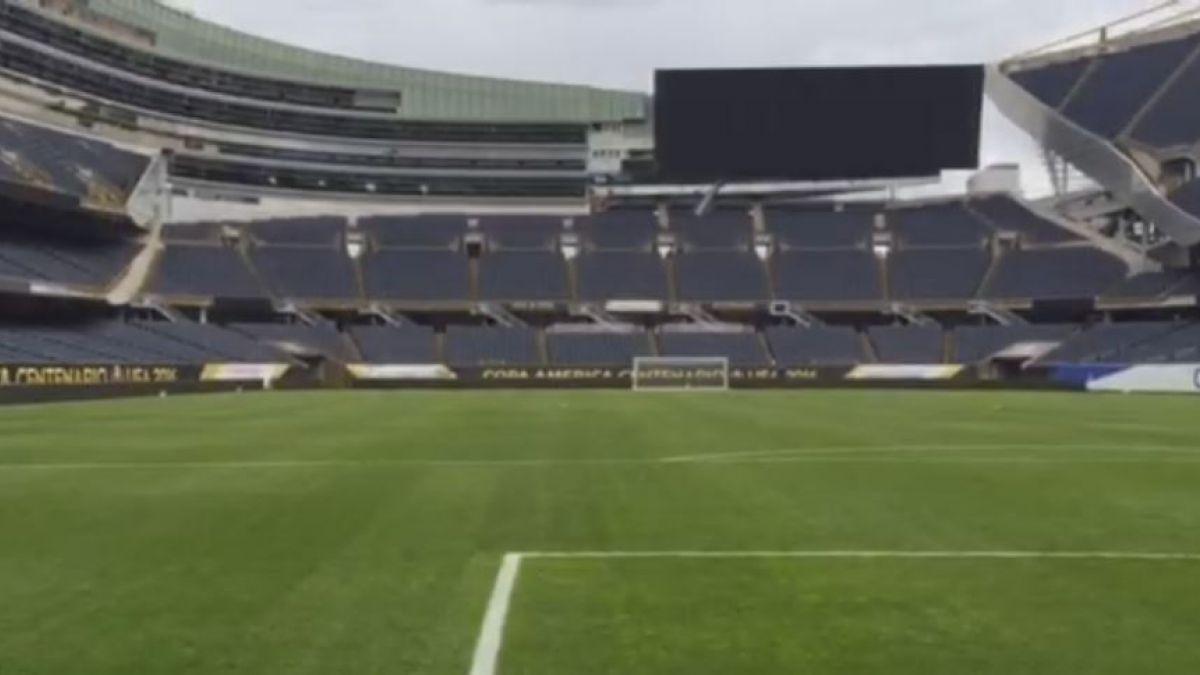 Tormenta eléctrica en Chicago finalmente no retrasaría partido Chile-Colombia