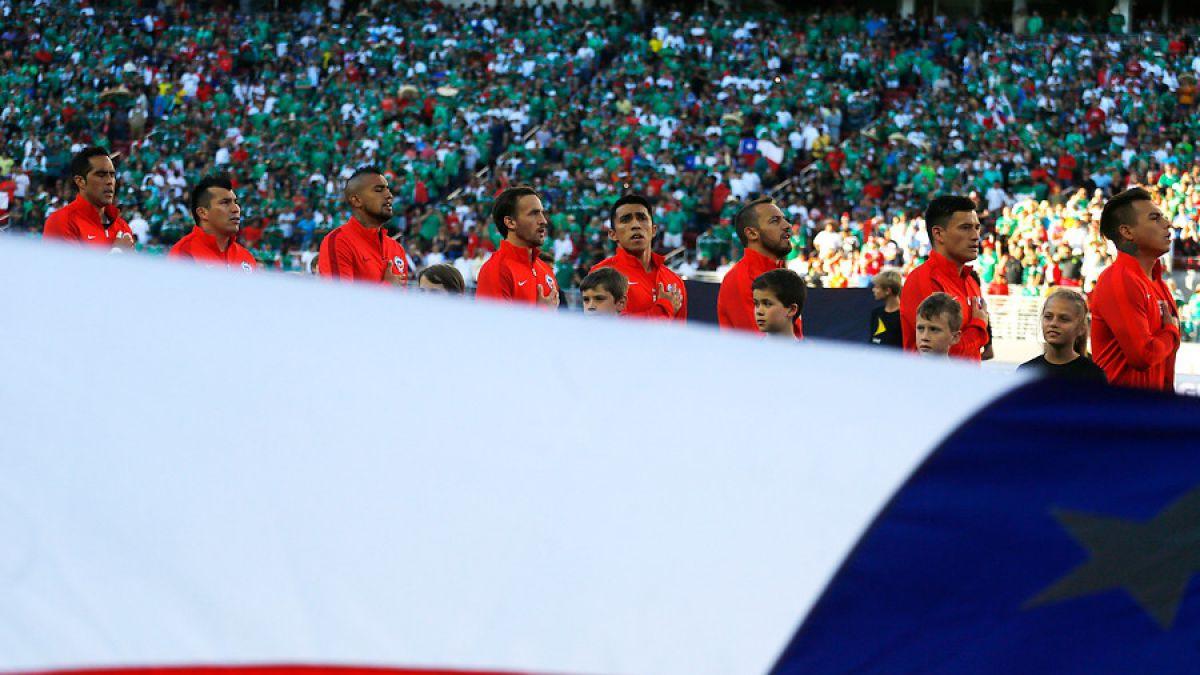 Así formaría La Roja para buscar su paso a la final de Copa América Centenario
