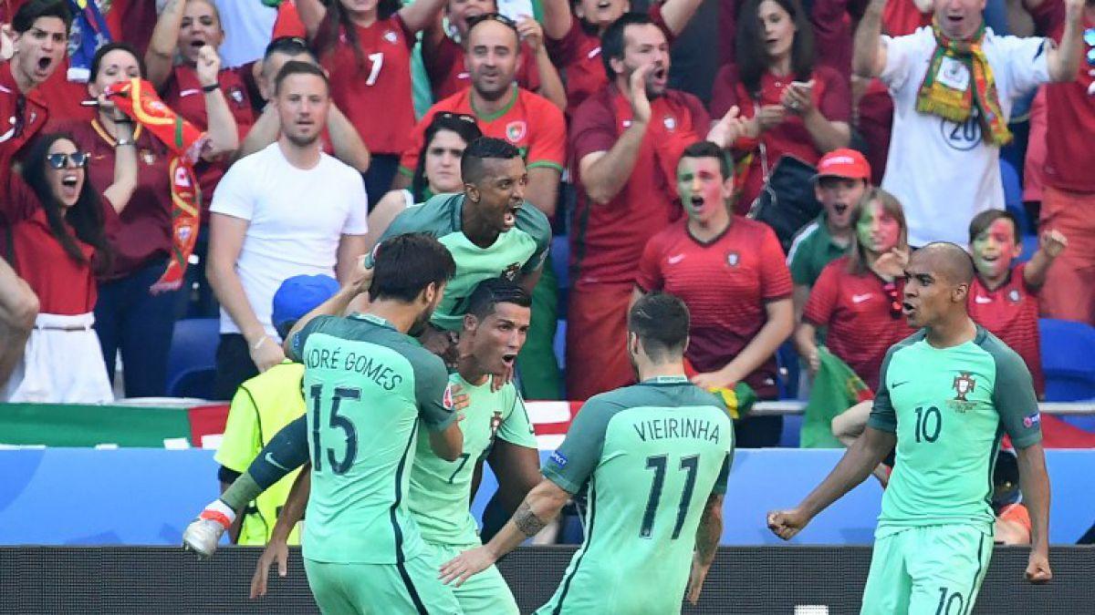 Portugal sufre para clasificar a octavos de final de Eurocopa 2016