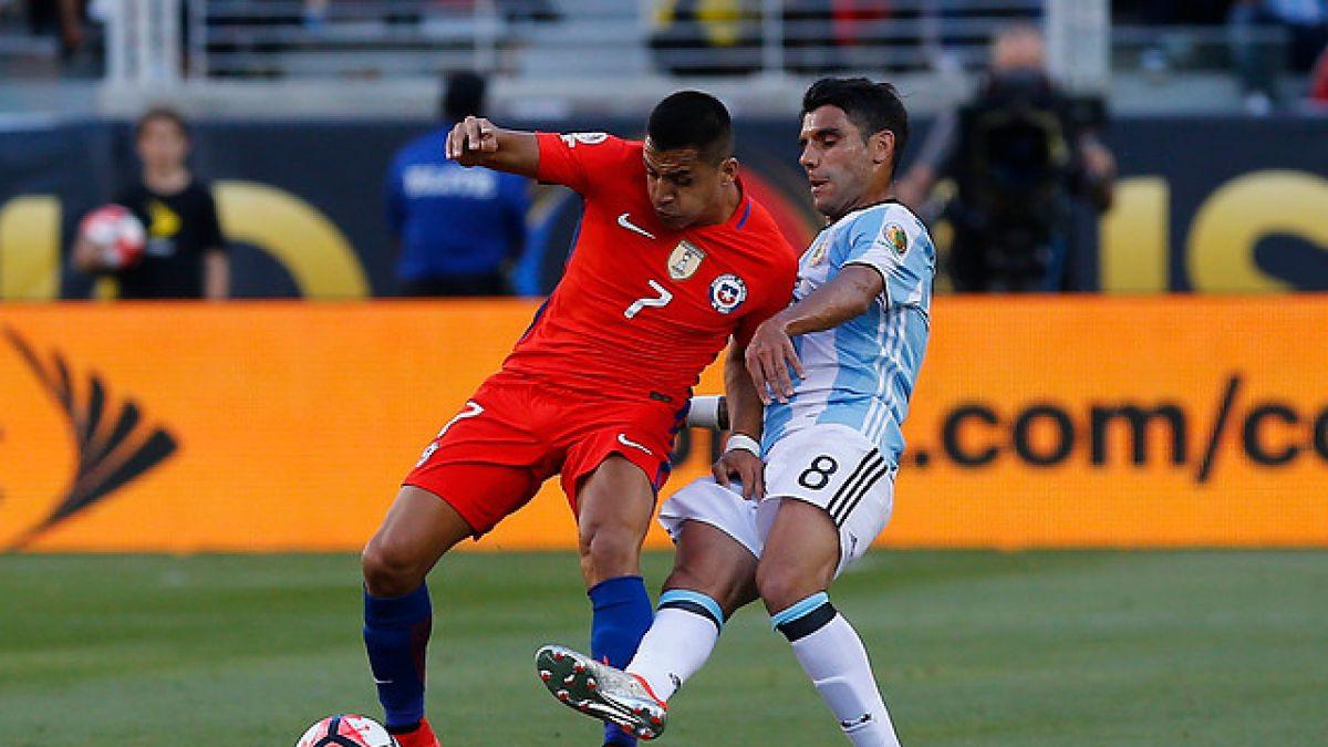 Chile y su historial ante Argentina en Copa América: Sólo 7 empates en 26 partidos disputados