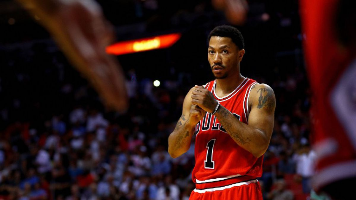 NBA: Derrick Rose traspasado desde Chicago Bulls a New York Knicks