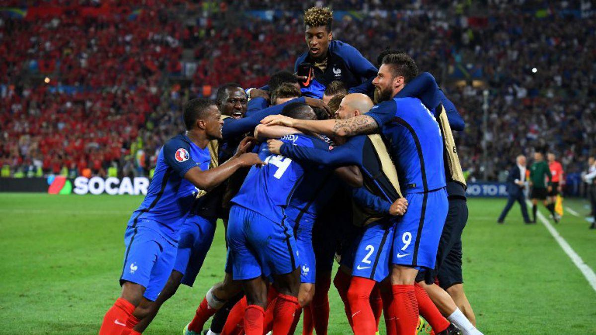 Francia y Alemania buscan un paso a la final de la Euro en choque de favoritos